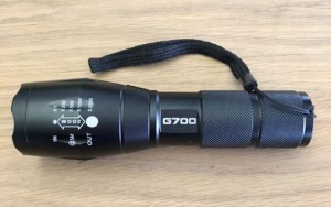 G700 Tactical Flashlight