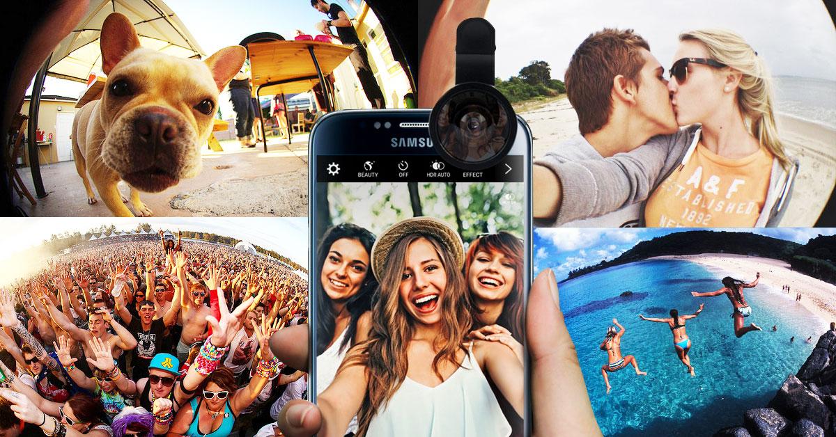 Lux hd450 Mobile Lense Photos