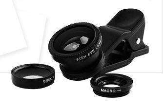 hdfx 360 Lenses
