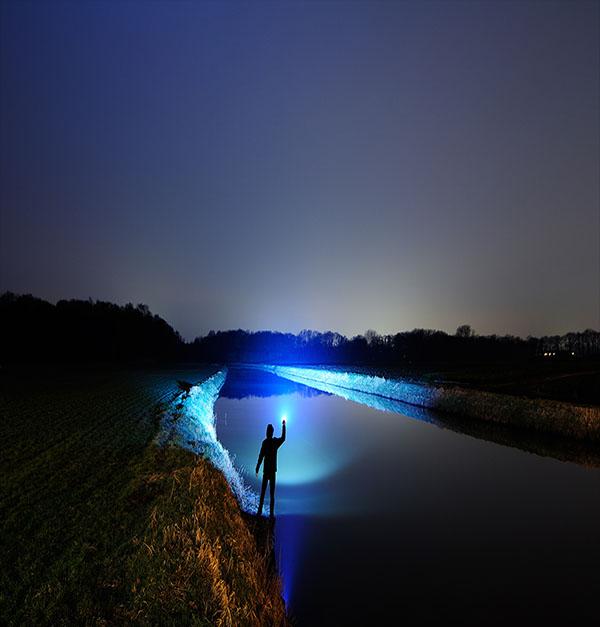 Tactical LED Flashlights