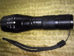 nighthawk t700 tactical flashlight