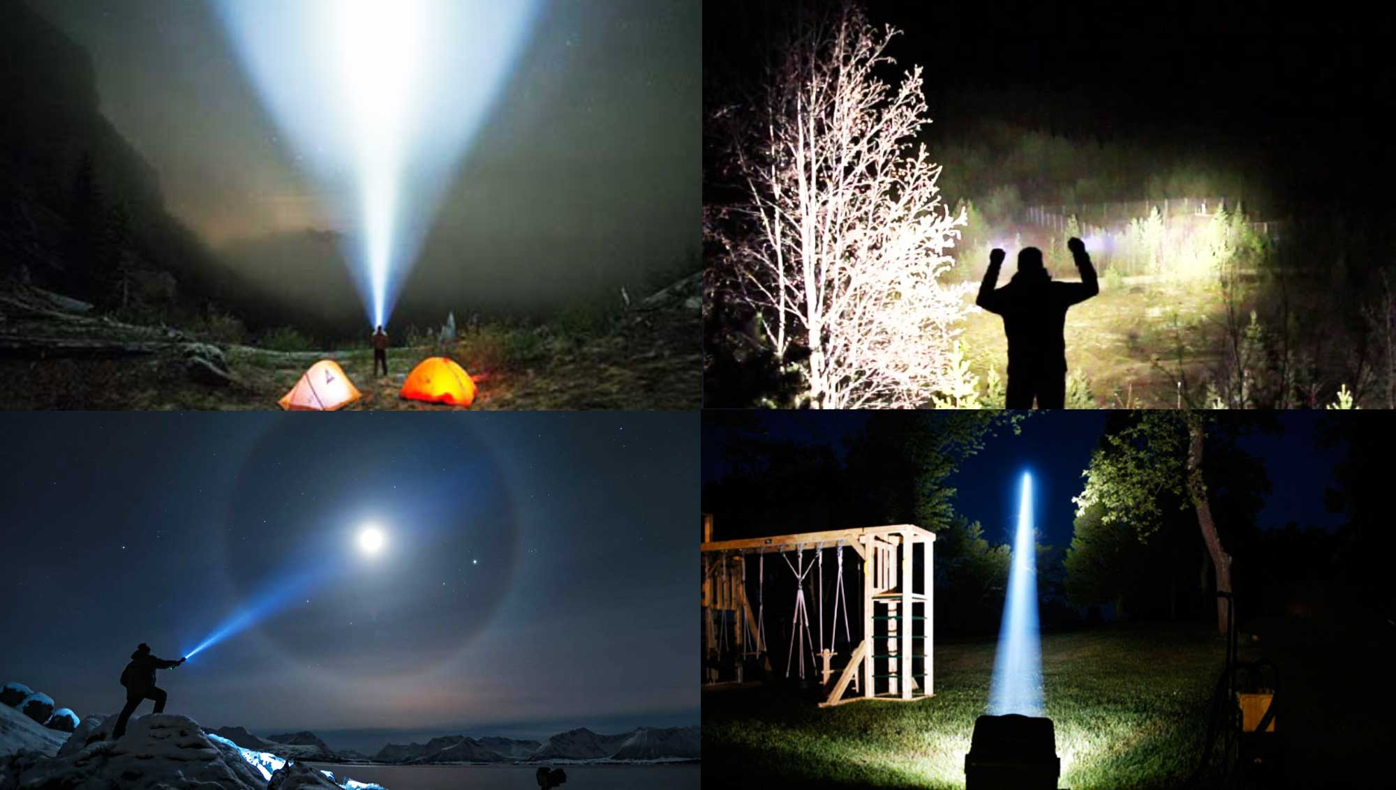 Lumitak Flashlight Beam
